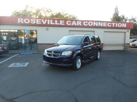 2014 Dodge Grand Caravan for sale at ROSEVILLE CAR CONNECTION in Roseville CA