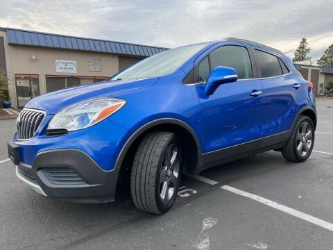 2014 Buick Encore for sale at Exelon Auto Sales in Auburn WA