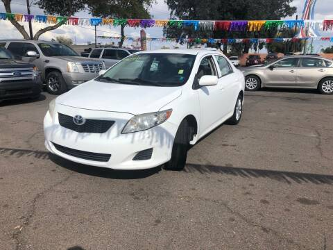 2009 Toyota Corolla for sale at Valley Auto Center in Phoenix AZ