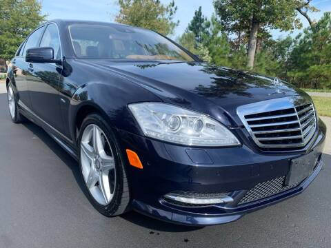 2011 Mercedes-Benz S-Class for sale at LA 12 Motors in Durham NC