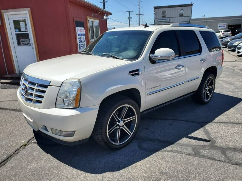 2007 Cadillac Escalade for sale at Curtis Auto Sales LLC in Orem UT