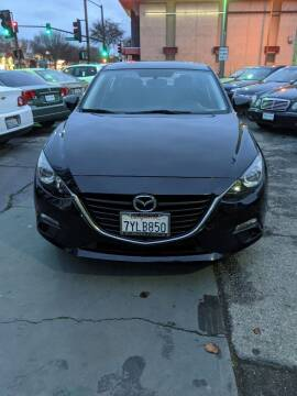 2014 Mazda MAZDA3 for sale at Auto City in Redwood City CA