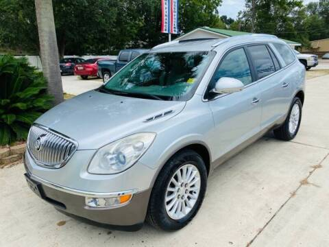2012 Buick Enclave for sale at Southeast Auto Inc in Albany LA