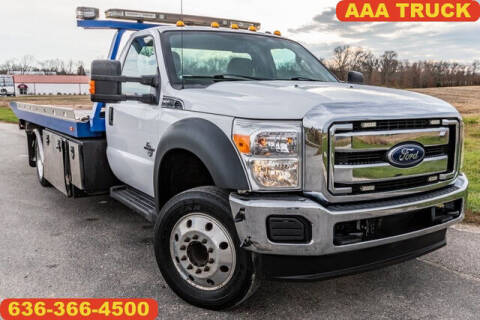 2016 Ford F-550 Super Duty for sale at Fruendly Auto Source in Moscow Mills MO