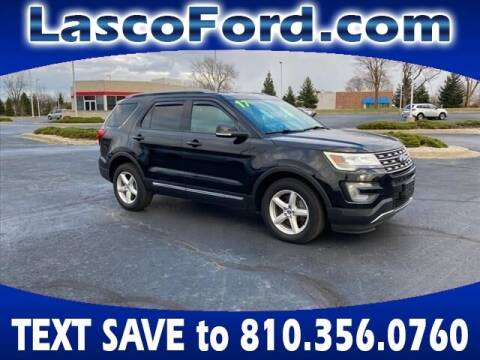 2017 Ford Explorer for sale at LASCO FORD in Fenton MI