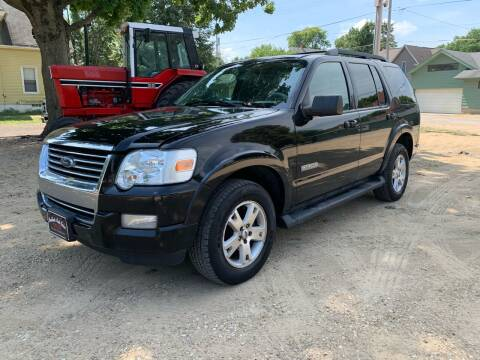 2007 Ford Explorer for sale at BROTHERS AUTO SALES in Hampton IA