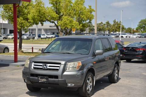 2007 Honda Pilot for sale at Motor Car Concepts II - Colonial Location in Orlando FL