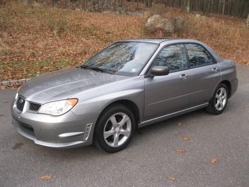 2007 Subaru Impreza for sale at Right Pedal Auto Sales INC in Wind Gap PA