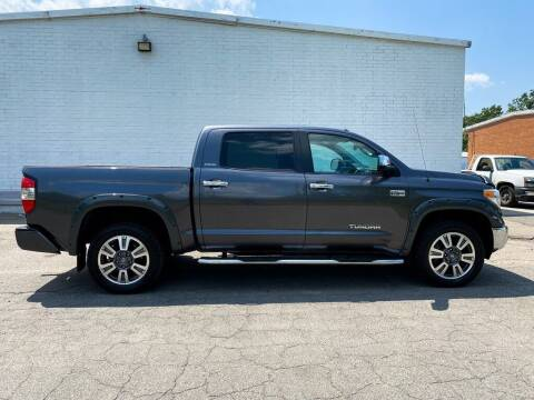2017 Toyota Tundra for sale at Smart Chevrolet in Madison NC