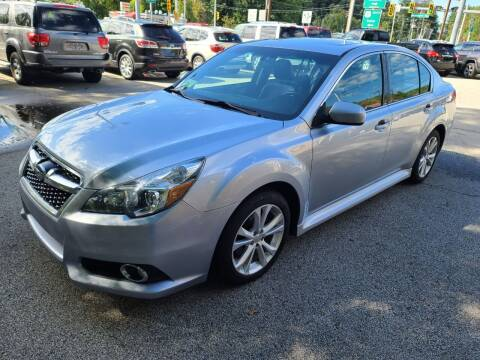 2013 Subaru Legacy for sale at Car and Truck Exchange, Inc. in Rowley MA