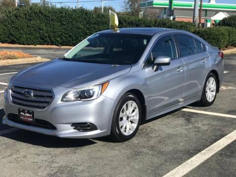 2015 Subaru Legacy for sale at RUSH AUTO SALES in Burlington NC