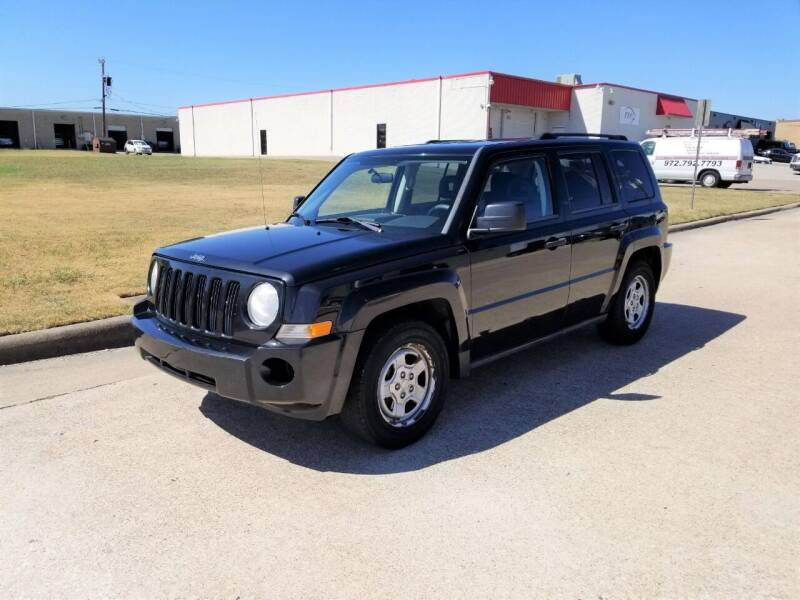 2008 Jeep Patriot for sale at Image Auto Sales in Dallas TX