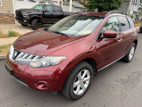 2009 Nissan Murano for sale at Jordan Auto Group in Paterson NJ