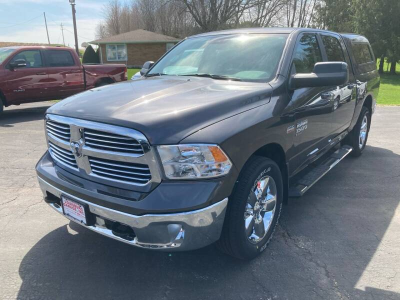 2019 RAM Ram Pickup 1500 Classic for sale at Louisburg Garage, Inc. in Cuba City WI