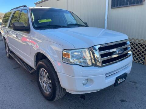 2011 Ford Expedition EL for sale at Midtown Motor Company in San Antonio TX