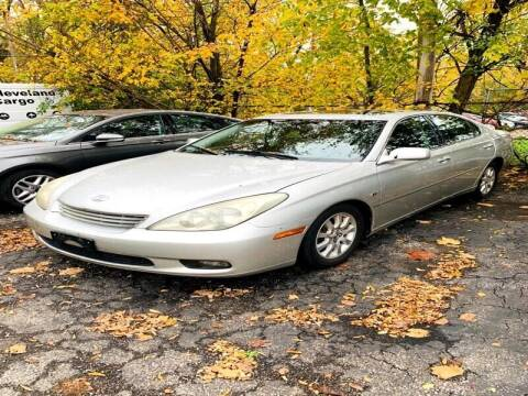 2002 Lexus ES 300 for sale at Ohio Auto Connection Inc in Maple Heights OH