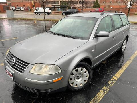 2003 Volkswagen Passat for sale at Your Car Source in Kenosha WI
