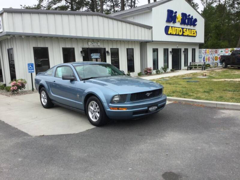 2008 Ford Mustang for sale at Bi Rite Auto Sales in Seaford DE