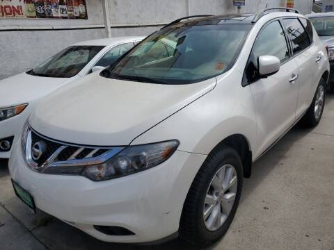 2012 Nissan Murano for sale at Express Auto Sales in Los Angeles CA