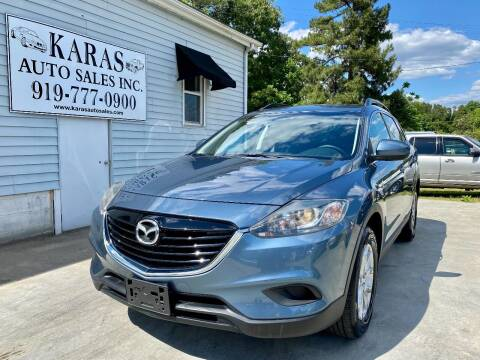 2014 Mazda CX-9 for sale at Karas Auto Sales Inc. in Sanford NC