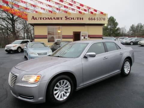 2014 Chrysler 300 for sale at Automart South in Alabaster AL