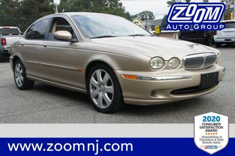 2004 Jaguar X-Type for sale at Zoom Auto Group in Parsippany NJ