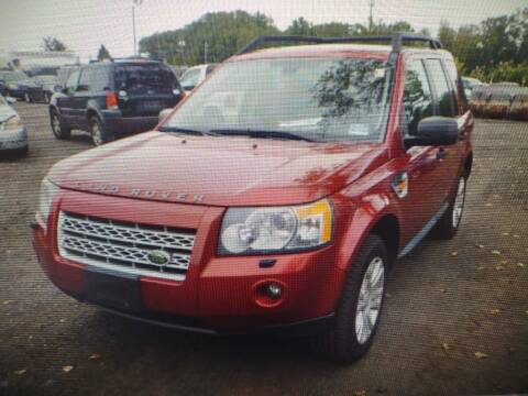 2008 Land Rover LR2 for sale at Brick City Affordable Cars in Newark NJ