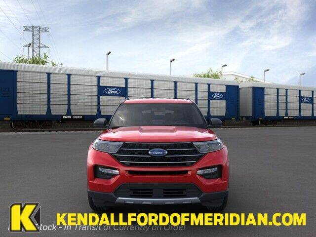 2021 Ford Explorer for sale in Meridian, ID
