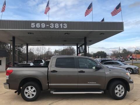 2011 Toyota Tundra for sale at BOB SMITH AUTO SALES in Mineola TX