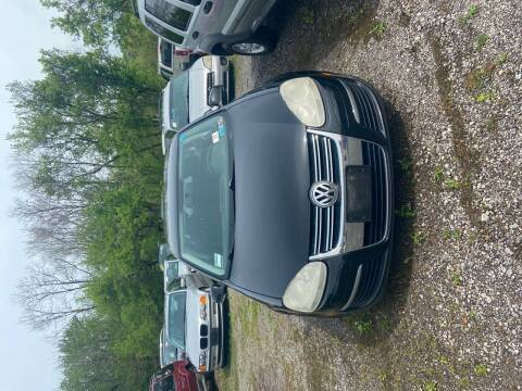 2009 Volkswagen Jetta for sale at Trocci's Auto Sales in West Pittsburg PA