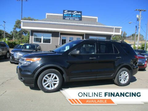 2015 Ford Explorer for sale at Smith and Stanke Auto Sales in Sturgis MI