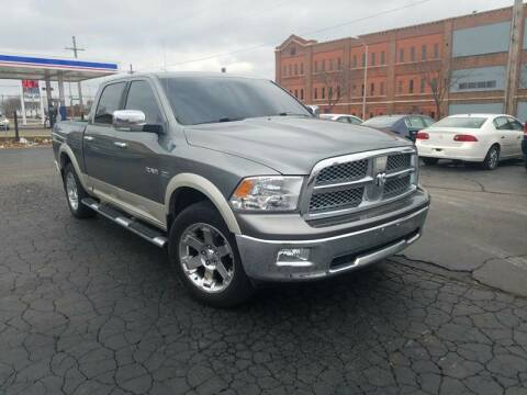 2009 Dodge Ram Pickup 1500 for sale at Kash Kars in Fort Wayne IN
