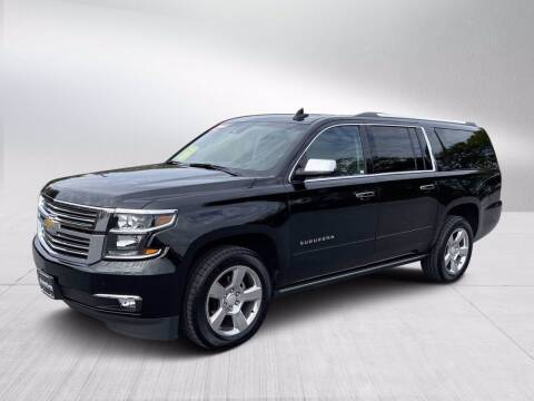 2017 Chevrolet Suburban for sale at Fitzgerald Cadillac & Chevrolet in Frederick MD