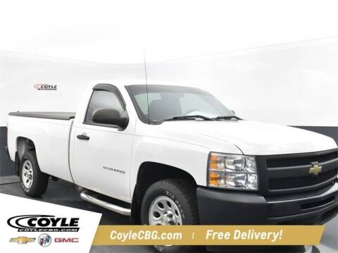 2011 Chevrolet Silverado 1500 for sale at COYLE GM - COYLE NISSAN - New Inventory in Clarksville IN