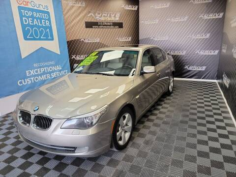 2008 BMW 5 Series for sale at X Drive Auto Sales Inc. in Dearborn Heights MI