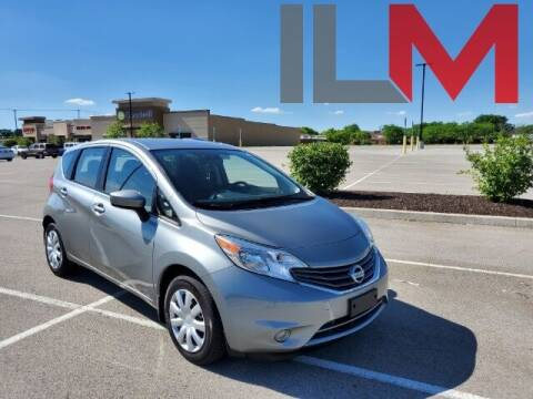 2015 Nissan Versa Note for sale at INDY LUXURY MOTORSPORTS in Fishers IN