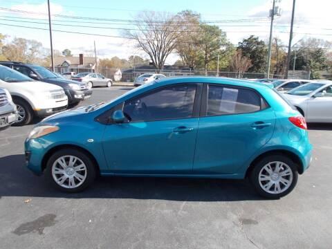 2012 Mazda MAZDA2 for sale at ValueMax Used Cars in Greenville NC