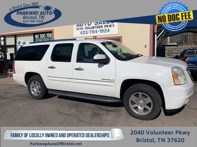 2007 GMC Yukon XL for sale at PARKWAY AUTO SALES OF BRISTOL in Bristol TN