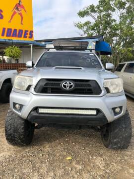 2012 Toyota Tacoma for sale at Mega Cars of Greenville in Greenville SC