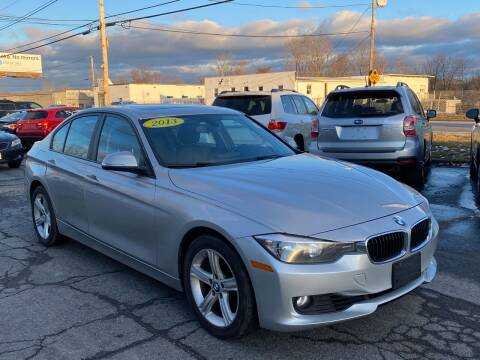 2013 BMW 3 Series for sale at MetroWest Auto Sales in Worcester MA
