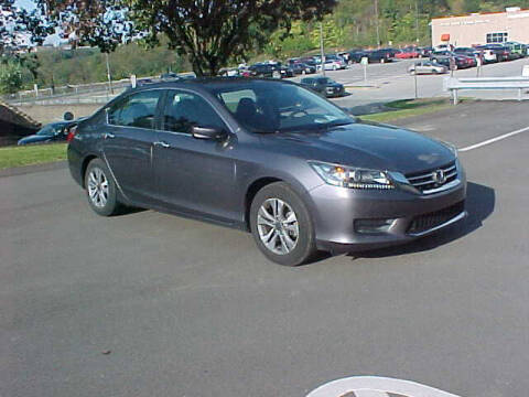 2015 Honda Accord for sale at North Hills Auto Mall in Pittsburgh PA