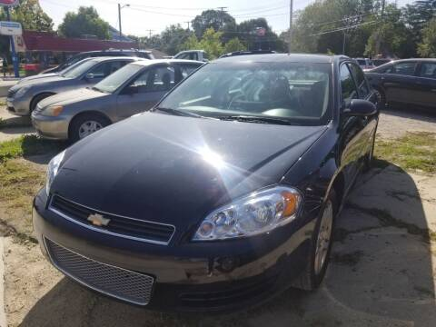 2013 Chevrolet Impala for sale at D & D All American Auto Sales in Mt Clemens MI