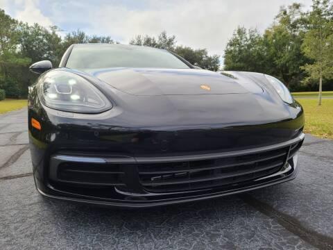 2017 Porsche Panamera for sale at Monaco Motor Group in Orlando FL