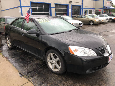 2008 Pontiac G6 for sale at Klein on Vine in Cincinnati OH