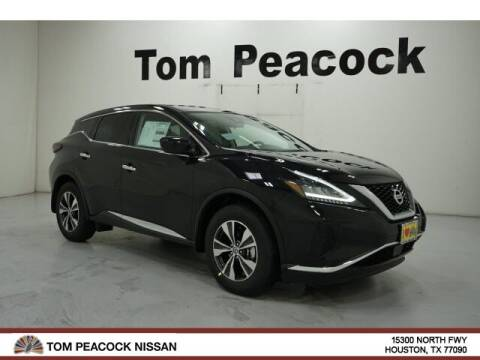 2021 Nissan Murano for sale at Tom Peacock Nissan (i45used.com) in Houston TX