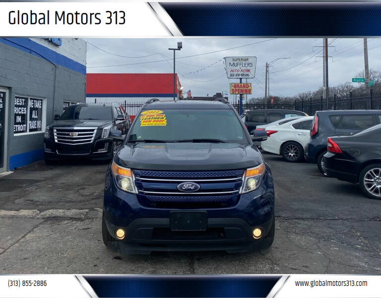 2011 Ford Explorer for sale at Global Motors 313 in Detroit MI