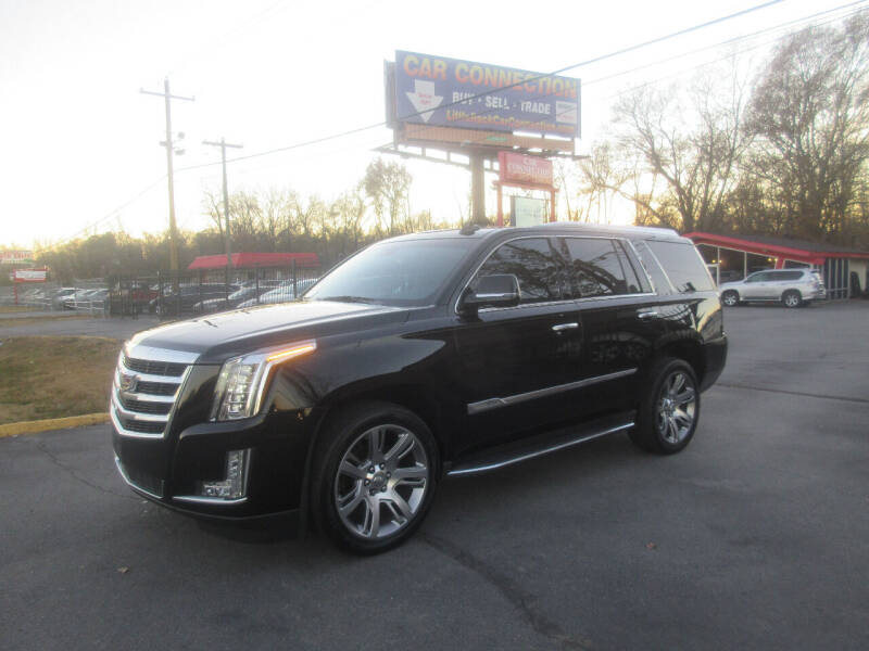 2015 Cadillac Escalade for sale at Car Connection in Little Rock AR