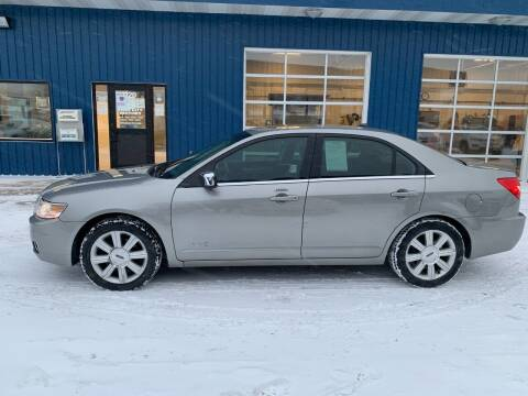 2008 Lincoln MKZ for sale at Twin City Motors in Grand Forks ND