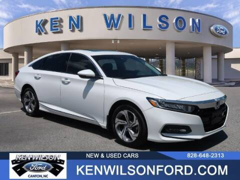 2020 Honda Accord for sale at Ken Wilson Ford in Canton NC