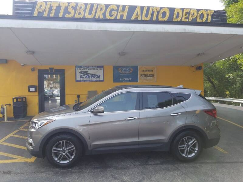 2017 Hyundai Santa Fe Sport for sale at Pittsburgh Auto Depot in Pittsburgh PA